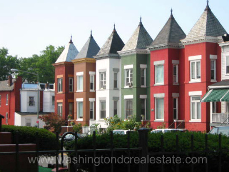 Columbia heights real estate columbia heights homes for sale for Row houses for sale