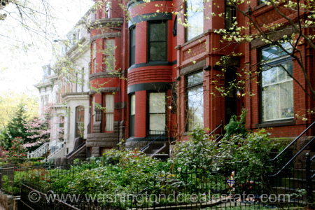 Logan circle real estate logan circle homes for sale for Houses for sale near washington dc