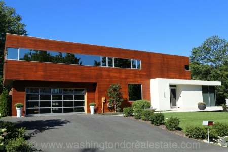 Contemporary architecture is popular and highly sought after in the metro dc area contemporary homes can be found in virtually all corners of metro dc in